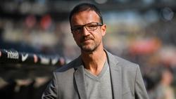 Sportdirektor Fredi Bobic hätte Max Kruse gerne zu Eintracht Frankfurt gelotst