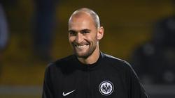 Bas Dost ist noch bis 2022 an Eintracht Frankfurt gebunden