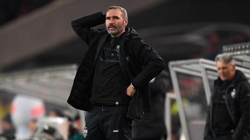 Tim Walter ist seit Sommer 2019 Trainer beim VfB Stuttgart