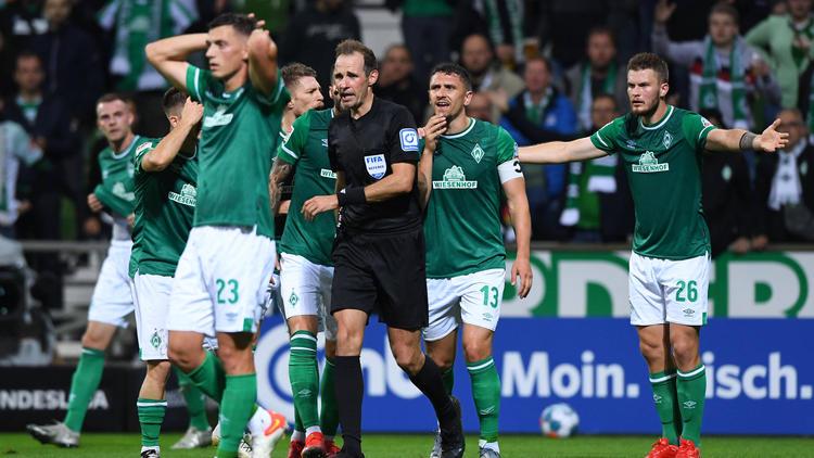 Der SV Werder Bremen unterlag dem HSV
