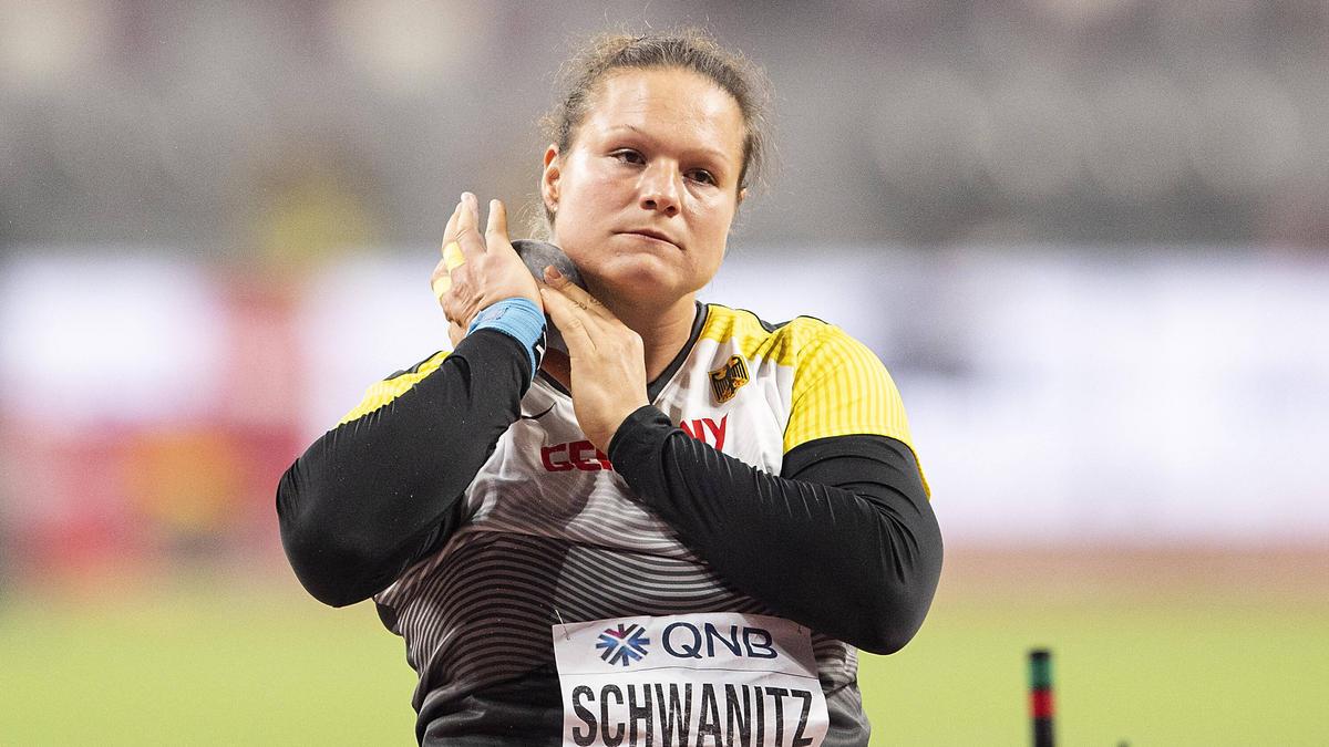 Noch lange nicht müde: Christina Schwanitz