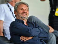 LASK-Sportdirektor Jürgen Werner hat zwei interessante Spieler an Land gezogen
