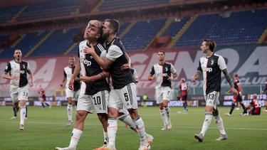 Juventus bezwang den FC Genua