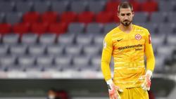 Kehrte von PSG zurück zu Eintracht Frankfurt: Kevin Trapp