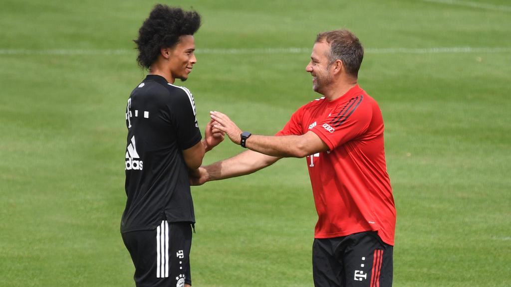 Diashow - Sané, Nübel und Kouassi nehmen Dienst beim FC ...