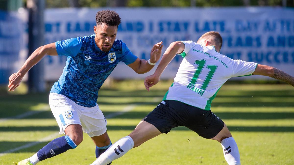 Bockhorn (l.) verstärkt den VfL Bochum