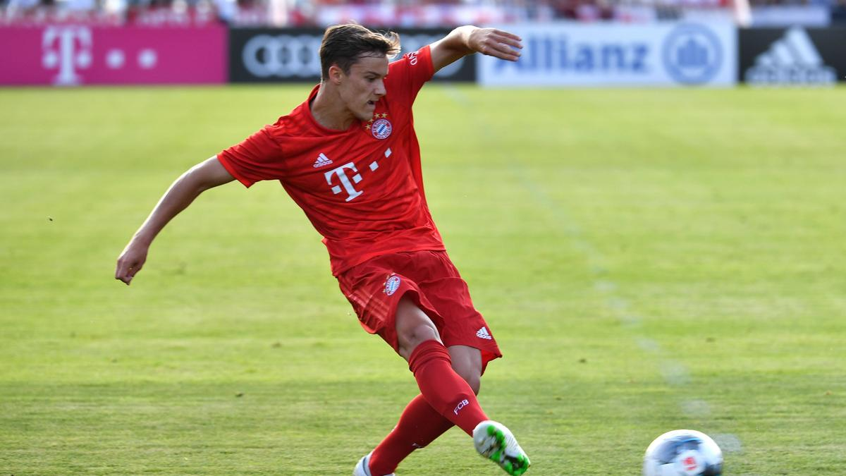 Maximilian Zaiser bleibt beim FC Bayern II