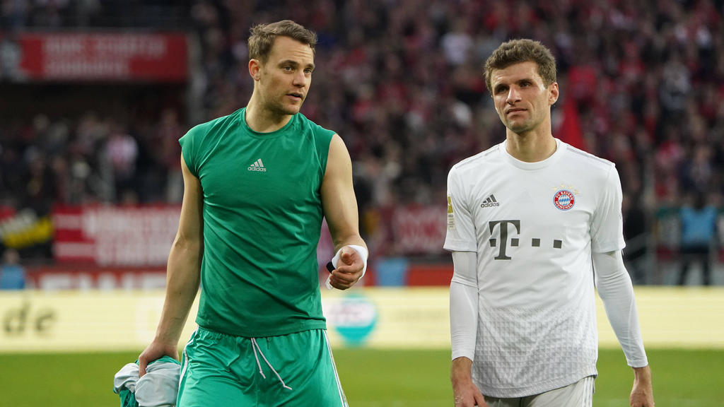 Manuel Neuer, Thomas Müller und Co. schlugen Transfer-Alarm beim FC Bayern