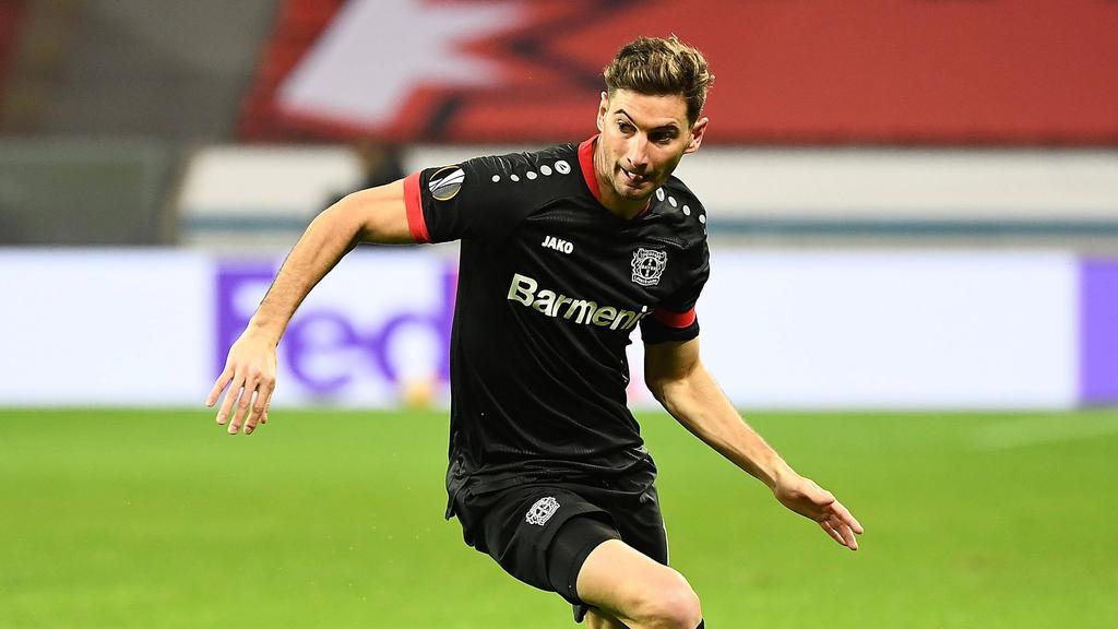 Alario hat mit Leverkusen einiges vor