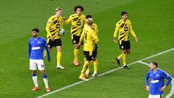 BVB überrollt Hertha BSC nach der Pause
