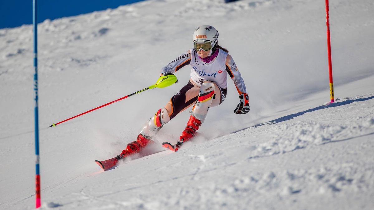 Rieder gewann in vier Mal Gold