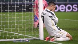 Cristiano Ronaldo und Juve sind aus der Champions League ausgeschieden