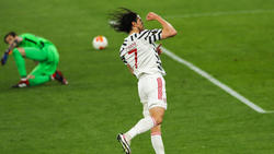 Un doblete de Cavani no pudo evitar la derrota del United.