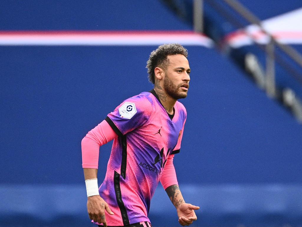 Neymar dürfte bis 2026 in Paris bleiben