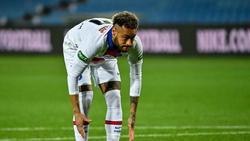 PSG-Star Neymar hatte in der Partie gegen Montpellier HSC eine Gelbe Karte gesehen