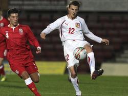 Tschechische U21 gewinnt 1:0 in Wales