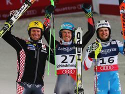 Erste 2013er Herren-Medaille für Österreich