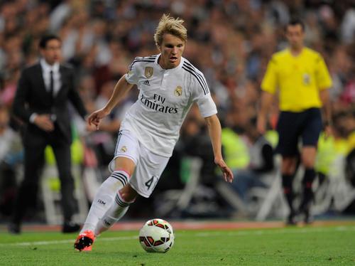 Martin Ødegaard kommt bei Real Madrid nicht auf die gewünschte Einsatzzeit