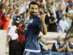 Der argentinische Nationalspieler Ezequiel Lavezzi könnte ein Winterschnäppchen für Juventus sein