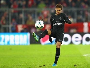 Neymar erzielte den Treffer des Tages