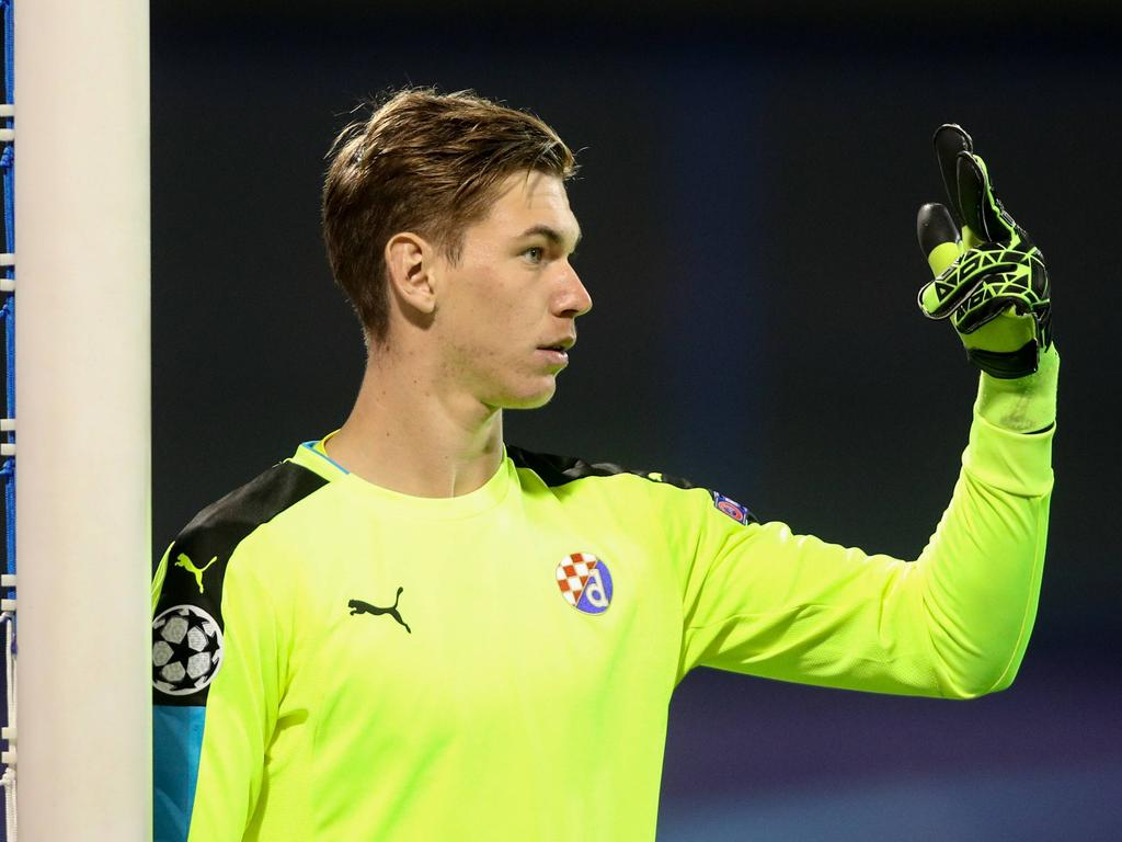 Adrian Semper soll das Interesse des FC Bayern geweckt haben