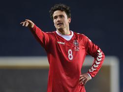 Reist als einer von drei Bundesliga-Profis mit in Dänemarks WM-Trainigslager: Thomas Delaney