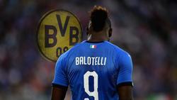 Mario Balotelli wird nicht zum BVB wechseln