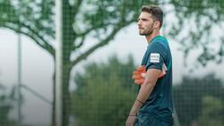 Stefanos Kapino fehlt Werder Bremen verletzt mehrere Wochen (Bildquelle: twitter.com/werderbremen)