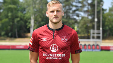 Hanno Behrens bleibt Kapitän beim 1. FC Nürnberg