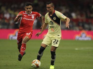 Imagen del América - Toluca en el estadio Azteca. (Foto: Imago)