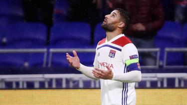 Nabil Fekir soll sich bis zum Winter entscheiden