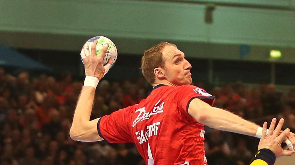 Holger Glandorf hat mit der SG Flensburg-Handewitt einen wichtigen Sieg gefeiert