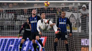 Cristiano Ronaldo und die Alte Dame eilen weiter von Sieg zu Sieg