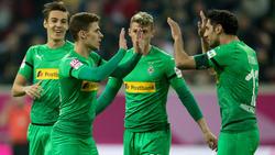 Die Gladbacher Borussia spielt eine überragende Bundesliga-Saison