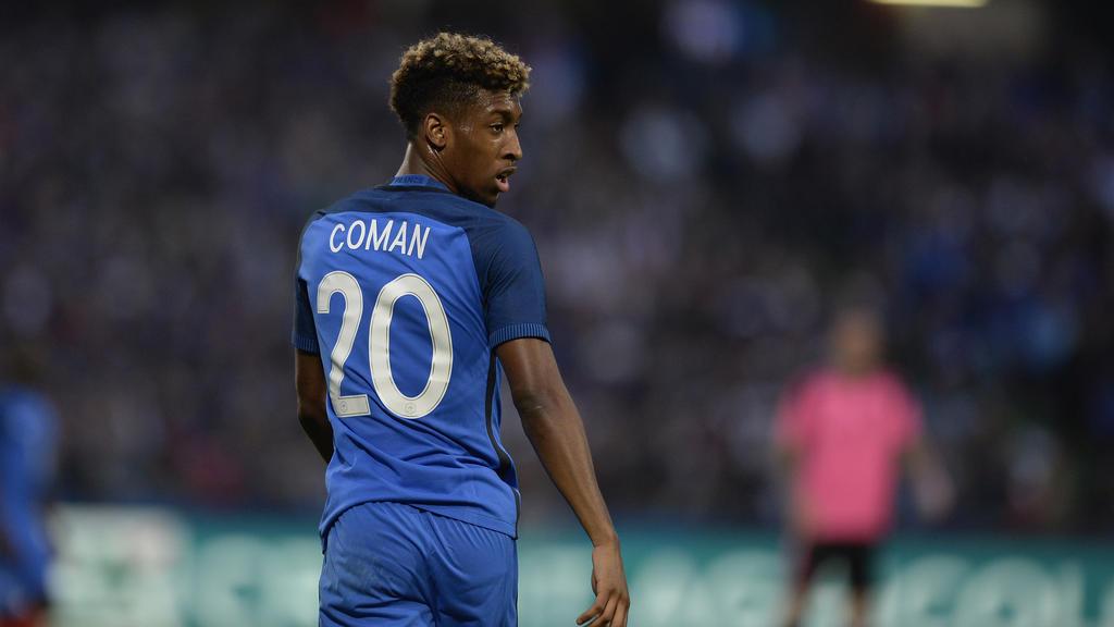 Kingsley Coman kehrt zur Nationalmannschaft zurück