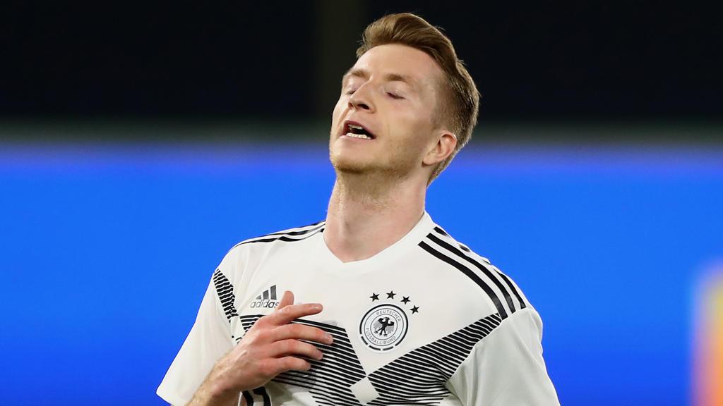 BVB-Star Marco Reus überzeugte beim DFB
