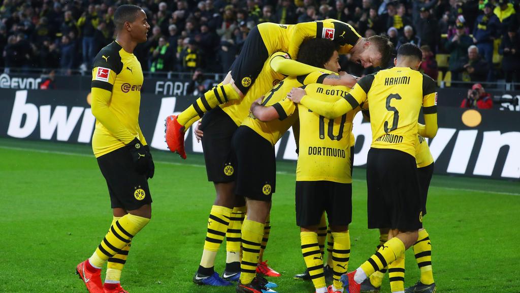 Borussia Dortmund ist wegen eines Sponsors in die Kritik geraten