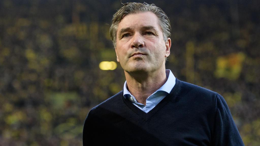 Michael Zorc und der BVB sehen sich weiter auf dem Transfermarkt um