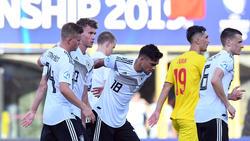 Alemania se verá las caras contra España o Francia.