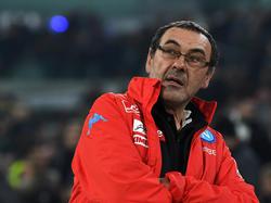 Maurizio Sarri (SSC Neapel)