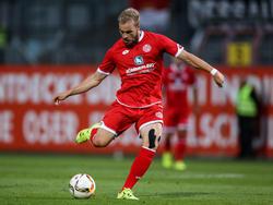 Mainz 05 und Maximilian Beister gehen ab sofort getrennte Wege