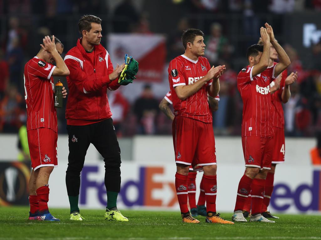 Köln Steht Vor Frühem Europa League Aus