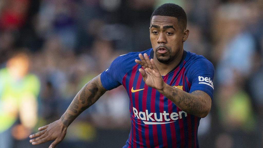 Malcom verlässt den FC Barcelona und schließt sich Zenit st. Petersburg an