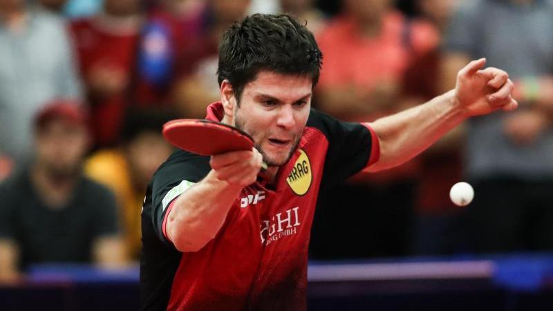 Glaubt nicht mehr an eine geringere Belastung für die Athleten: Dimitrij Ovtcharov