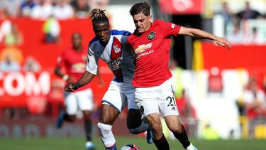 Manchester United hat die erste Pleite der Saison kassiert