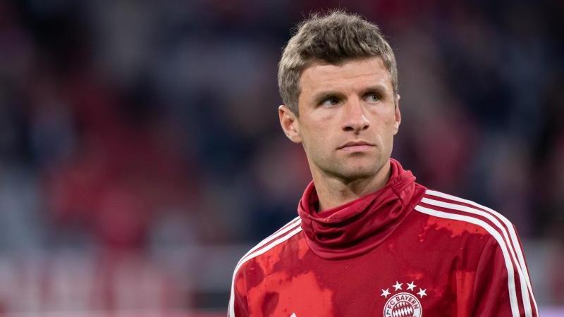Thomas Müller ist mit seiner Situation beim FC Bayern unzufrieden
