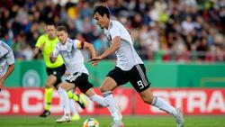 Die U21 des DFB trennte sich 1:1 von Spanien