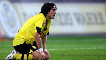 Tomas Rosicky hat beim BVB gute und schlechte Zeiten erlebt