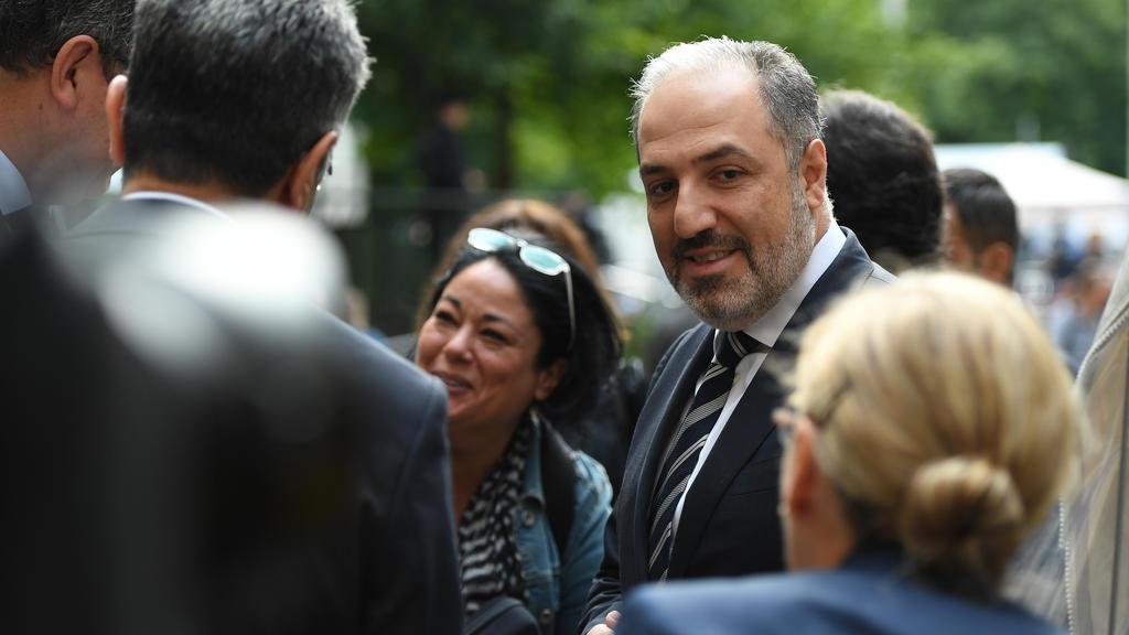 Ali Kemal Aydin ist der türkische Botschafter in Berlin