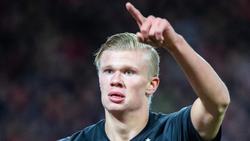 Wechselt wohl nicht zu RB Leipzig: Shootingstar Erling Braut Haaland
